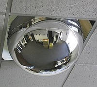 Купольное зеркало 600 мм. армстронг