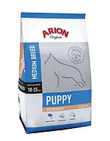 ARION Original Puppy Medium Salmon & Rice 12 kg