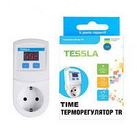 Терморегулятор TESSLA TRTime с таймером и счетчиком рабочих часов