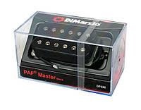 Звукосниматель для электрогитары DIMARZIO  DP260BK PAF MASTER NECK (Black)