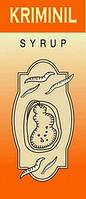 Жади Криминил сироп, удаление паразитов, Jaggy Kriminil syrup (100ml)