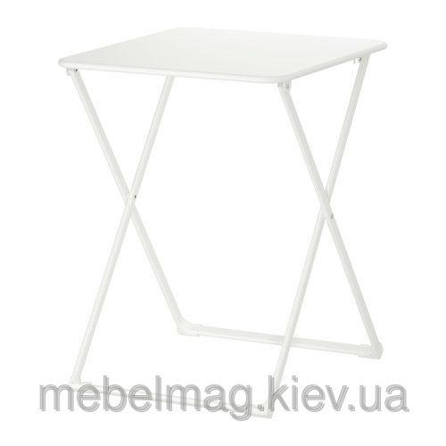 Складной садовый стол