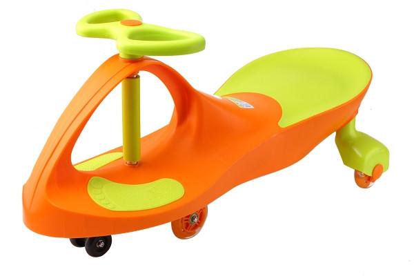 Smart Сar KIDIGO NEW ORANGE с полиуретановыми колесами SM-GP