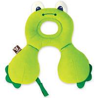 Подушка-подголовник BenBat (лягушонок)