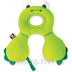 Подушка-подголовник BanBet (лягушонок)