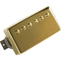 Звукосниматель для электрогитары GIBSON IM90R-GH 490R MODERN ALNICO II HUMBUCKER/GOLD COVER NECK