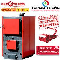 Промышленный твердотопливный котел Колви А 100 (100 квт)