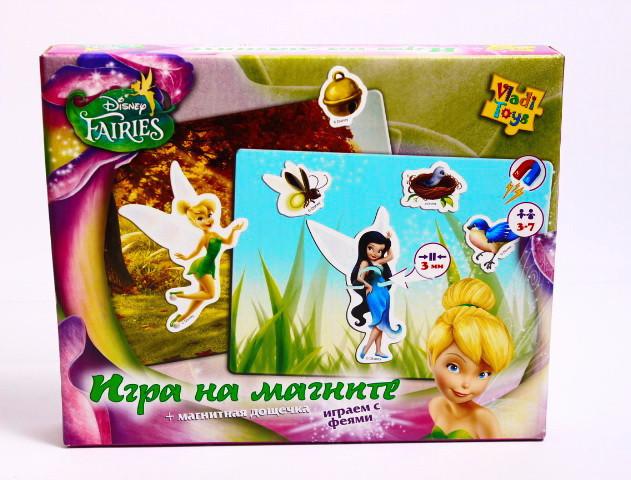 Игра на магнитах Игра с феями Vladi Toys (VT3206-02) - ЧП Бабич в Харькове