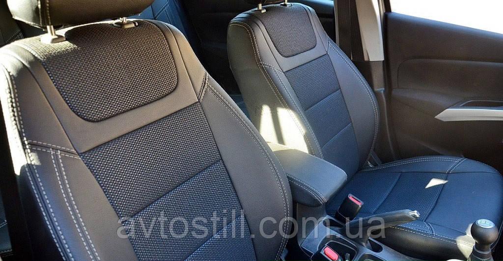Чохли в салон Seat Toledo IV (2013-н. д.)