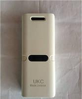 POWER BANK 22000mAh UKS LED дисплей портативное зарядное устройство аккумулятор