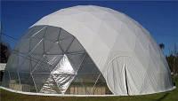 Геодезичні куполи.
