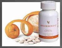 Натуральный Витамин С, Абсорбент-С, Форевер, Forever Absorbent-C, США, 100 таблеток