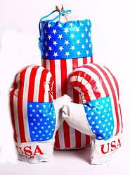 Боксерская груша USA маленькая Danko toys