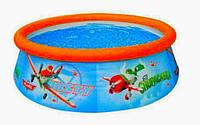Наливной бассейн Самолеты INTEX 183х51 см  (28102)