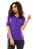 Рубашка женская 9 расцветок, фото 1