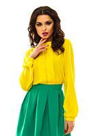 Блуза  с  брошью.Выбор цветов
