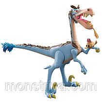 """Подвижная фигурка """" ящер Растлер"""", средняя, Хороший Динозавр"""