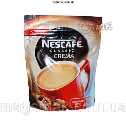 Кофе Nescafe Crema (Нескафе Крема), 120г, фото 2