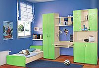 """Детская мебель """"Симба"""" с кроватью Пехотин  /  Дитячі меблі Сімба 2310"""