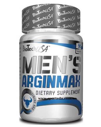 Men's Arginmax Biotech 90 tabs, фото 2