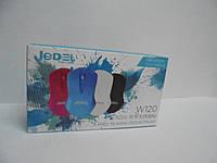 Мышка компьютерная Jedel w120,  mouse, беспроводная, черная, компьютерная, все для компьютеров, аксессуары