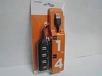 USB переходник на 4 порта, переходник на 4 порта, недорого , аксессуары, фото 1