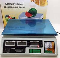 Весы торговые A-Plus , весы а-плюс, промышленные весы,  весовое оборудование, весы 40 кг, фото 1