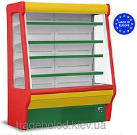 Холодильный стеллаж (горка) 1.0 Rodos, фото 1