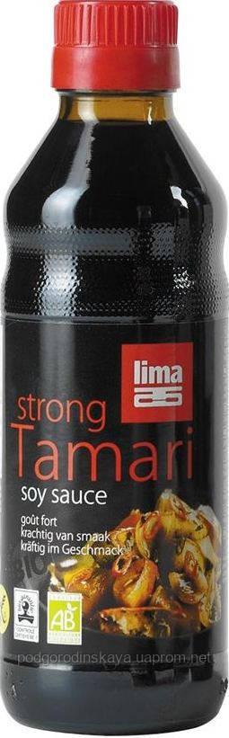 Соевый соус Tamari 250 мл