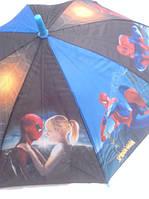 """Зонт детский """"Spider-Man """" Полуавтомат"""