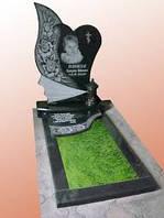 Памятники гранитные Житомир (Образцы №221)