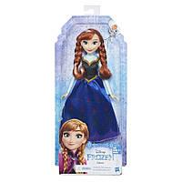 Классическая кукла Холодное Сердце Анна