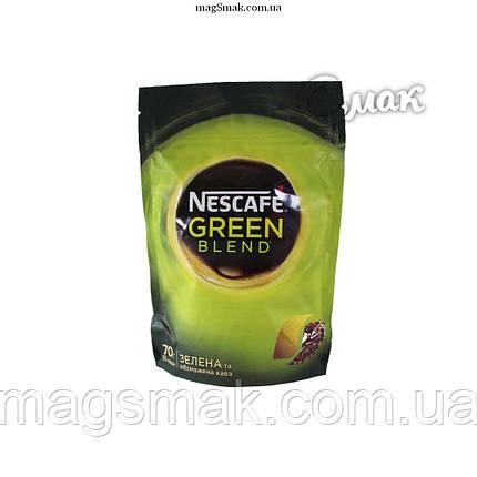 Кофе Nescafe Green Blend (Нескафе Грин Бленд), 70г, фото 2