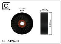 Ролик натяжной ремня приводного  TOYOTA ARISTO, TOYOTA   MARK 2 , TOYOTA SUPRA (JZA80), LEXUS SC300/400 (UZZ30