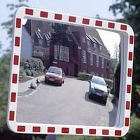 Прямоугольное дорожное зеркало MEGA 600х800
