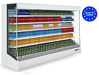 Холодильный стеллаж (горка, регал) TIMOR1.0