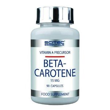 Beta Carotene Scitec Nutrition 90 caps