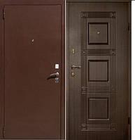 Дверь входная Порошок+ МДФ№2