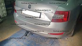 Фаркоп Skoda Octavia A7 с 2013 г.