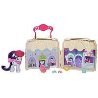 Игровой мини набор Пони Мейнхеттен Бутик Рарити (My Little Pony), фото 1