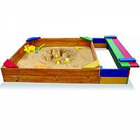 Песочница детская-6, фото 1