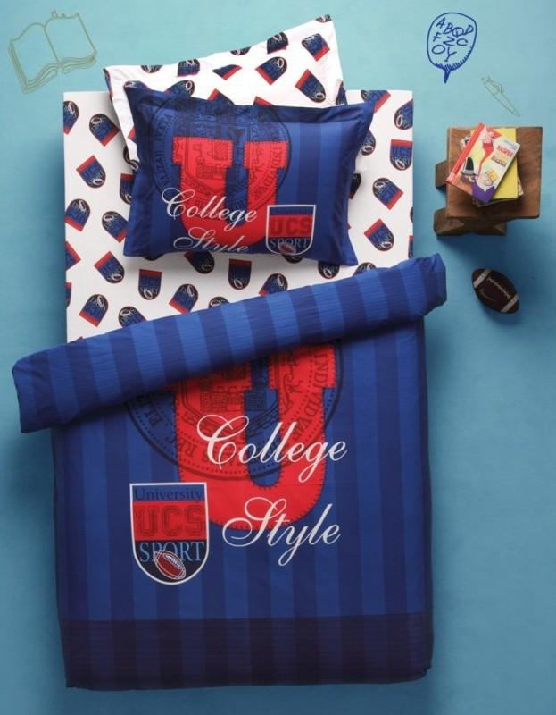 Постельное белье Karaca Home College подростковое