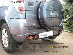 Фаркоп Daihatsu Terios II с 2006 г.