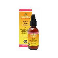 Натуральный минеральный солнцезащитный крем для лица Mambino Organics