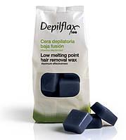 Горячий воск Depilflax Азулен 1 кг