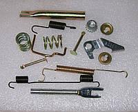 Рем комплект задних тормозных колодок Aveo Grog