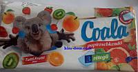 Носовички Coala Tutti Frutti 100шт