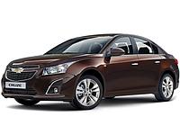 Брызговики оригинальные Chevrolet Cruze sd 2013- (Норпласт)