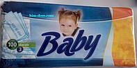 Носовички Coala Baby 100шт