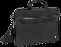 """Сумка для ноутбука Defender Pragmatic 15""""-16"""" черный, карман для документов"""